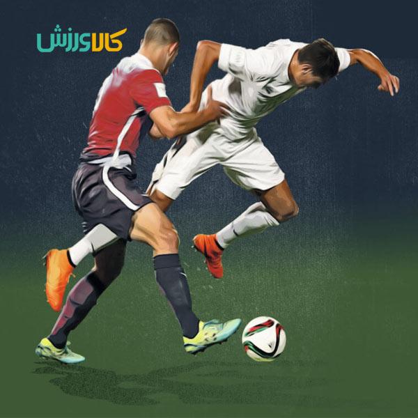 توپ ورزشی فوتبال