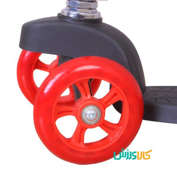 اسکوتر 3 چرخ ساده میکرو (دو چرخ جلو)
