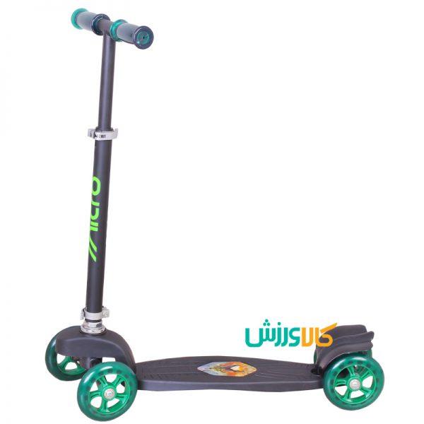 اسکوتر چهارچرخ ساده میکرو