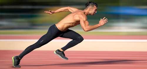 تمرین کردن با سرعت بالا