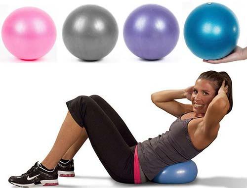 مزایای تمرین با توپ بدنسازی