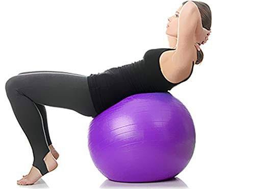 بهبود تعادل با توپ بدنسازی