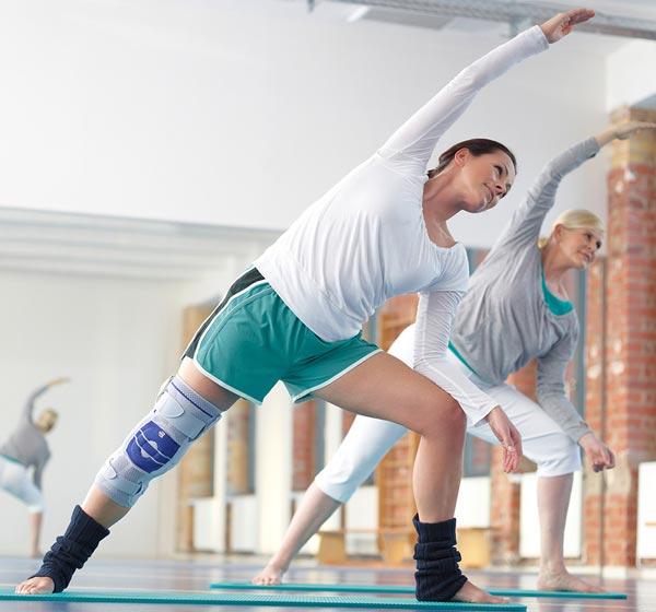 راهنمای خرید زانو بند طبی با هدف انجام فعالیت های ورزشی