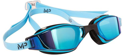 عینک مسابقه ای (حرفه ای) شنا