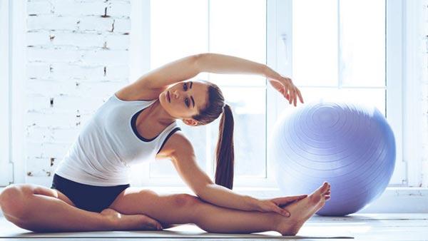 تاثیرات انجام تمرینات پیلاتس بر روی بدن