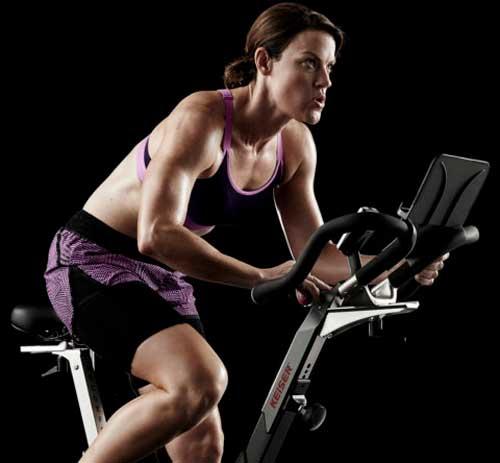 دوچرخه ثابت و تاثیر آن بر روی افزایش ظرفیت تنفسی ریه ها