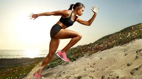 تاثیرات دویدن بر روی عضلات