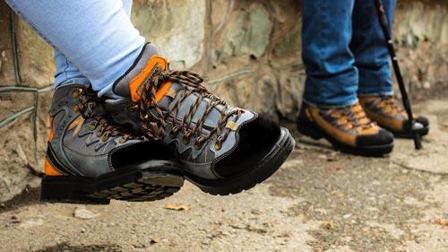 کفش کوهنوردی ایرانی