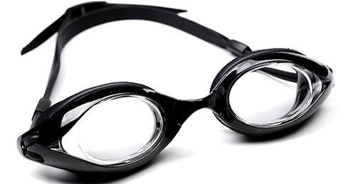 عینک شنای طبی
