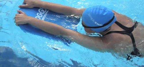 مزیت های استفاده از تخته شنا