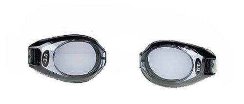 لنز عینک شنا